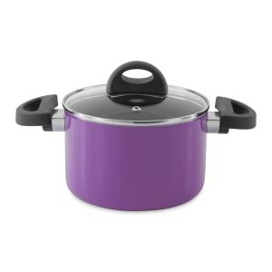 Click here to buy BergHOFF Eclipse 1.5 Qt. 6.25 inch Aluminum Non-Stick Casserole Dish with Lid by BergHOFF.