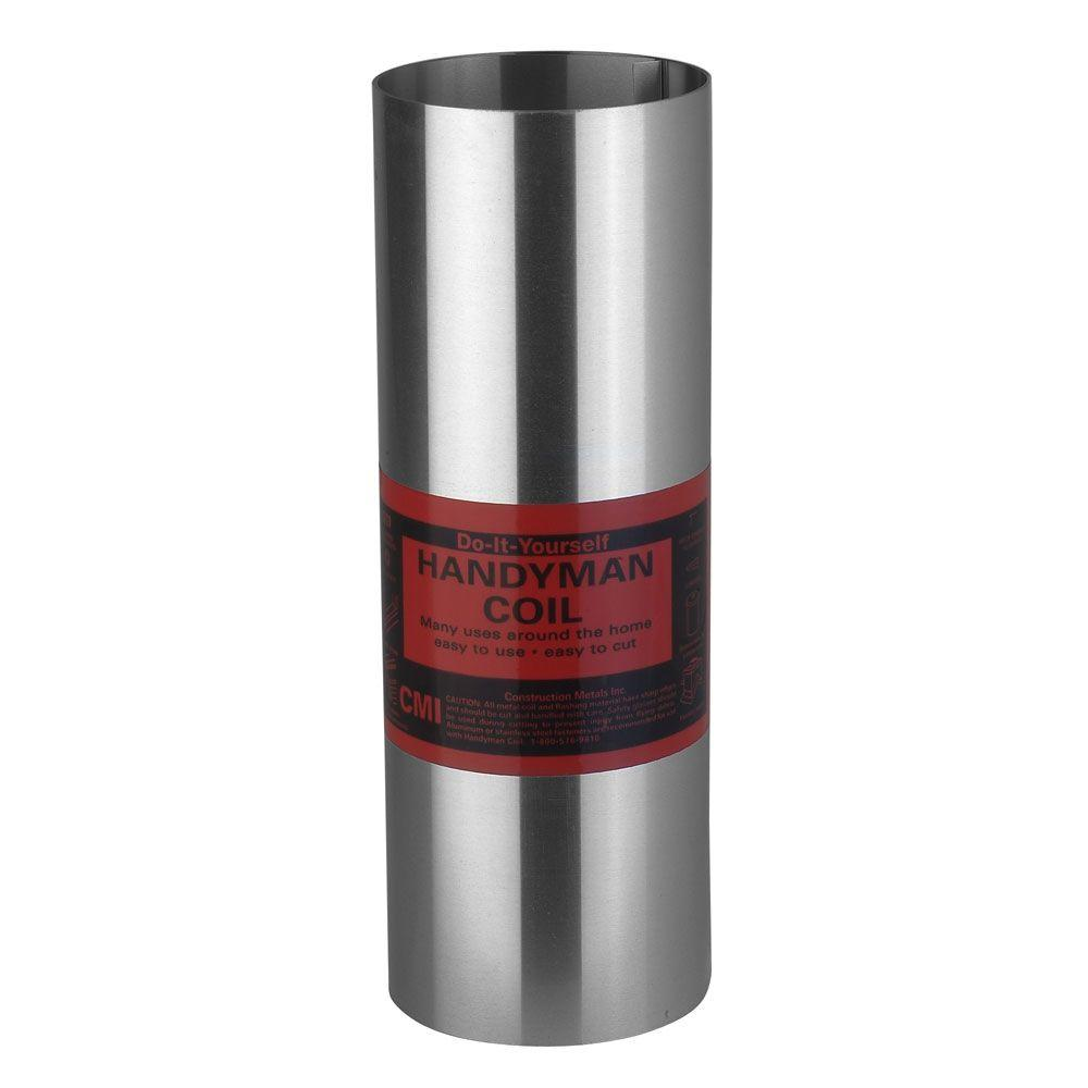 Gibraltar Building Products 10 In. X 10 Ft. Aluminum Roll Valley Flashing