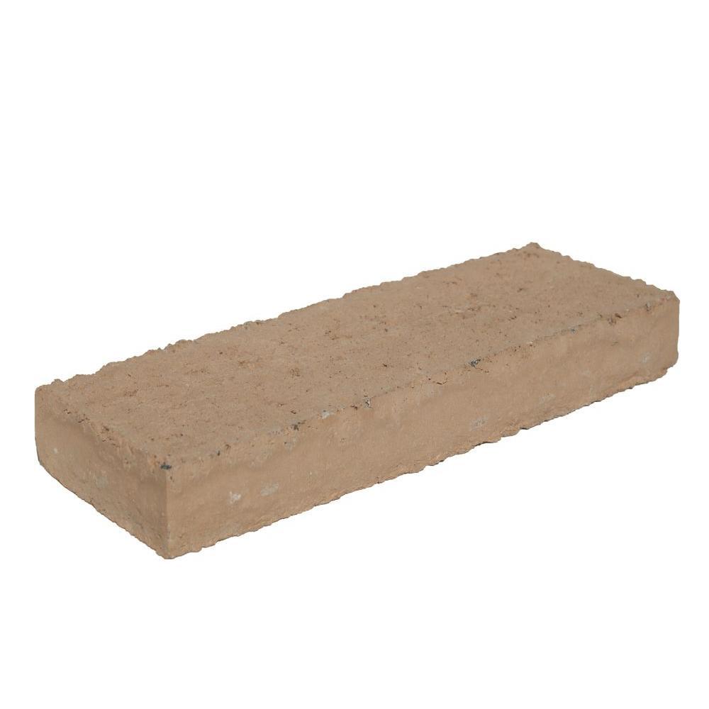 6 in. x 2 in. x 16 in. Slump Stone Concrete