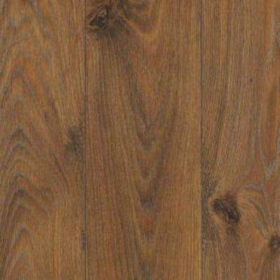 Barrel Oak Laminate Flooring - 5 in. x 7 in. Take Home Sample