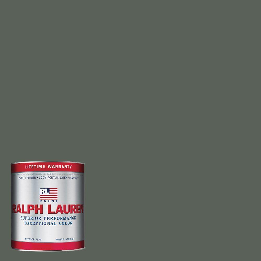 Ralph Lauren 1-qt. Brogue Flat Interior Paint