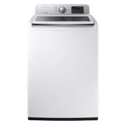 4.5 cu. ft. High-Efficiency Top Load Washer in White, ENERGY STAR