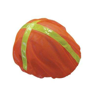 S291 Hard Hat Cover in Hi-Viz Orange