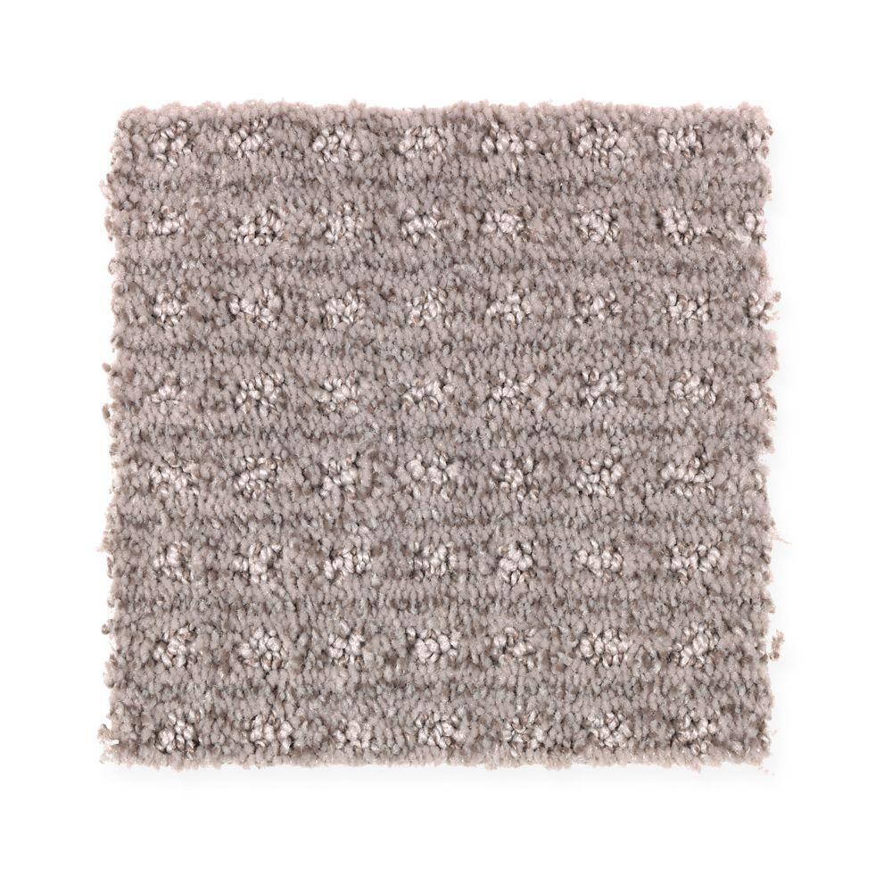 New Start II - Color Soapstone Pattern 12 ft. Carpet
