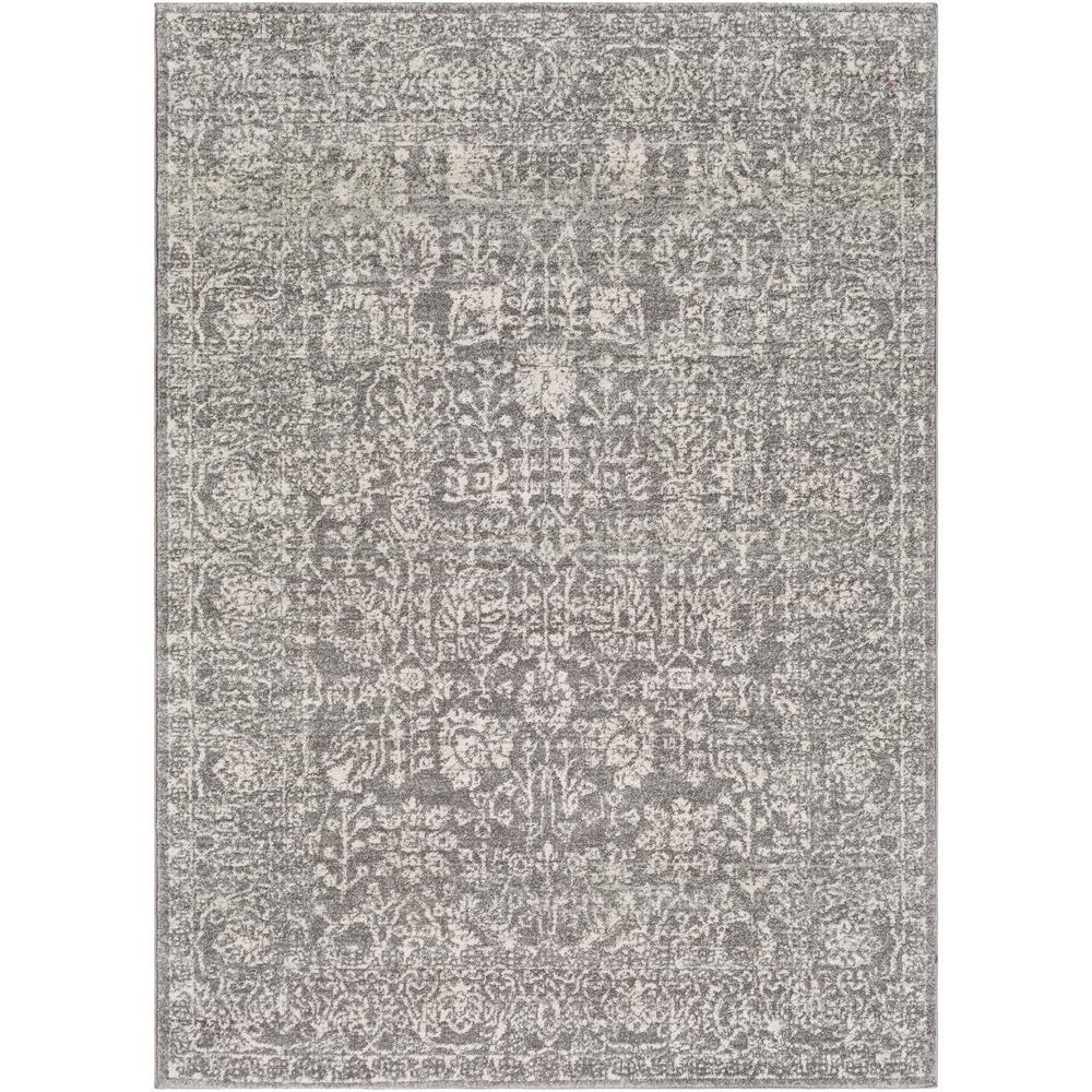 Artistic Weavers Demeter Light Grey 3 ft. 11 in. x 5 ft. 7 in. Area Rug was $79.0 now $44.0 (44.0% off)
