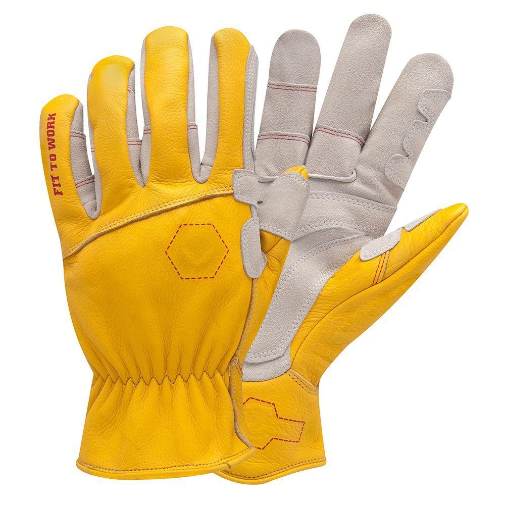 StoneBreaker Large Rancher Work Gloves by StoneBreaker