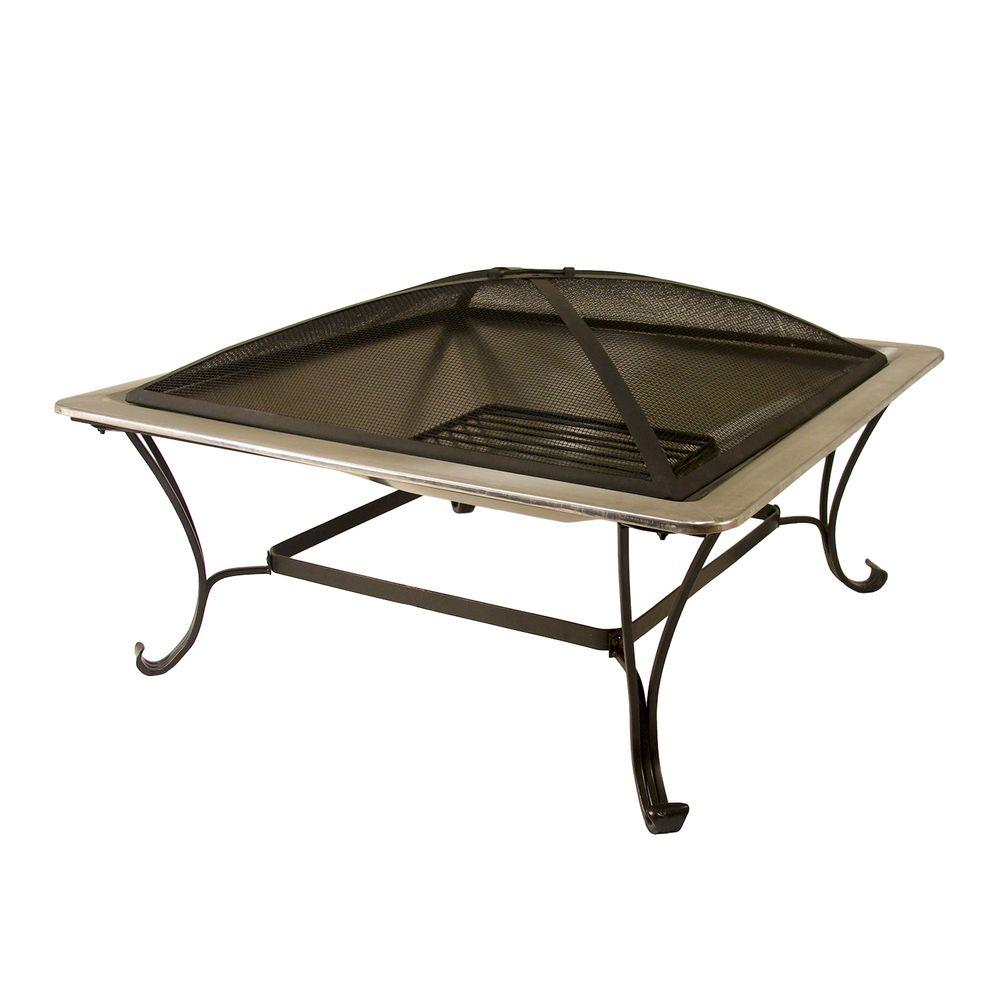 Catalina Creations Stainless Steel Fire Pit