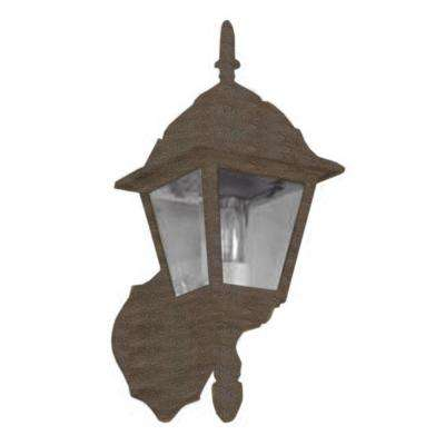 Beaufort 1-Light Oil Rubbed Bronze Outdoor Wall Lantern