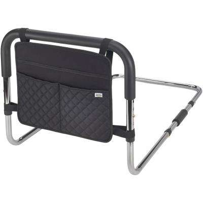 Bed Safety Rail and Caddy