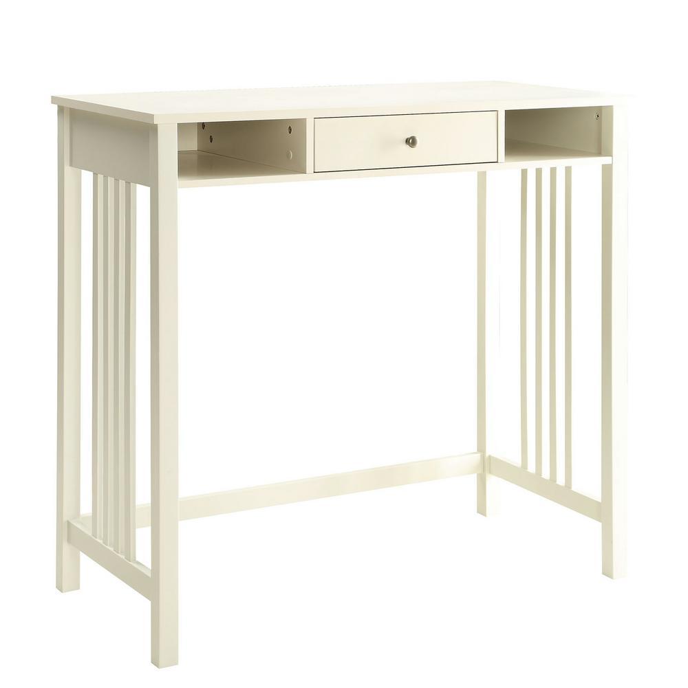 Mission Polar White Standing Desk