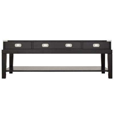 Sumner Black Coffee Table