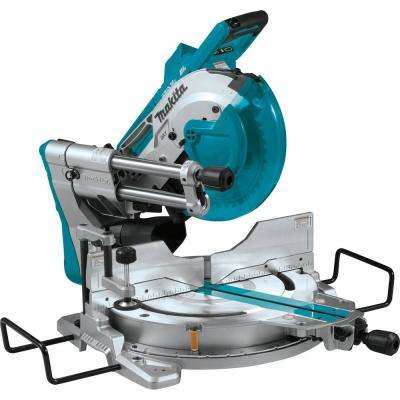 "18V X2 LXT Lithium-Ion (36V) Brushless Cordless 10"" Dual-Bevel Sliding Compound Miter Saw with AWS and Laser (Tool Only"
