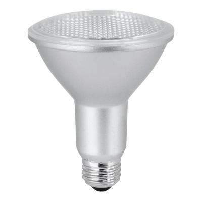 75W Equivalent Warm White (3000K) PAR30L Dimmable CEC Title 24 Compliant Spot LED Energy Star Light Bulb