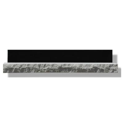 2-1/2 in. x 36 in. Manufactured Stone Sill Slate (Box of 3)