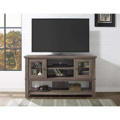 Everette Sonoma Oak Entertainment Center