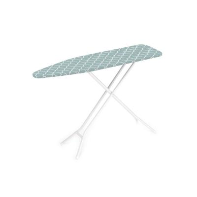 4-Leg Ironing Board in Blue Lattice