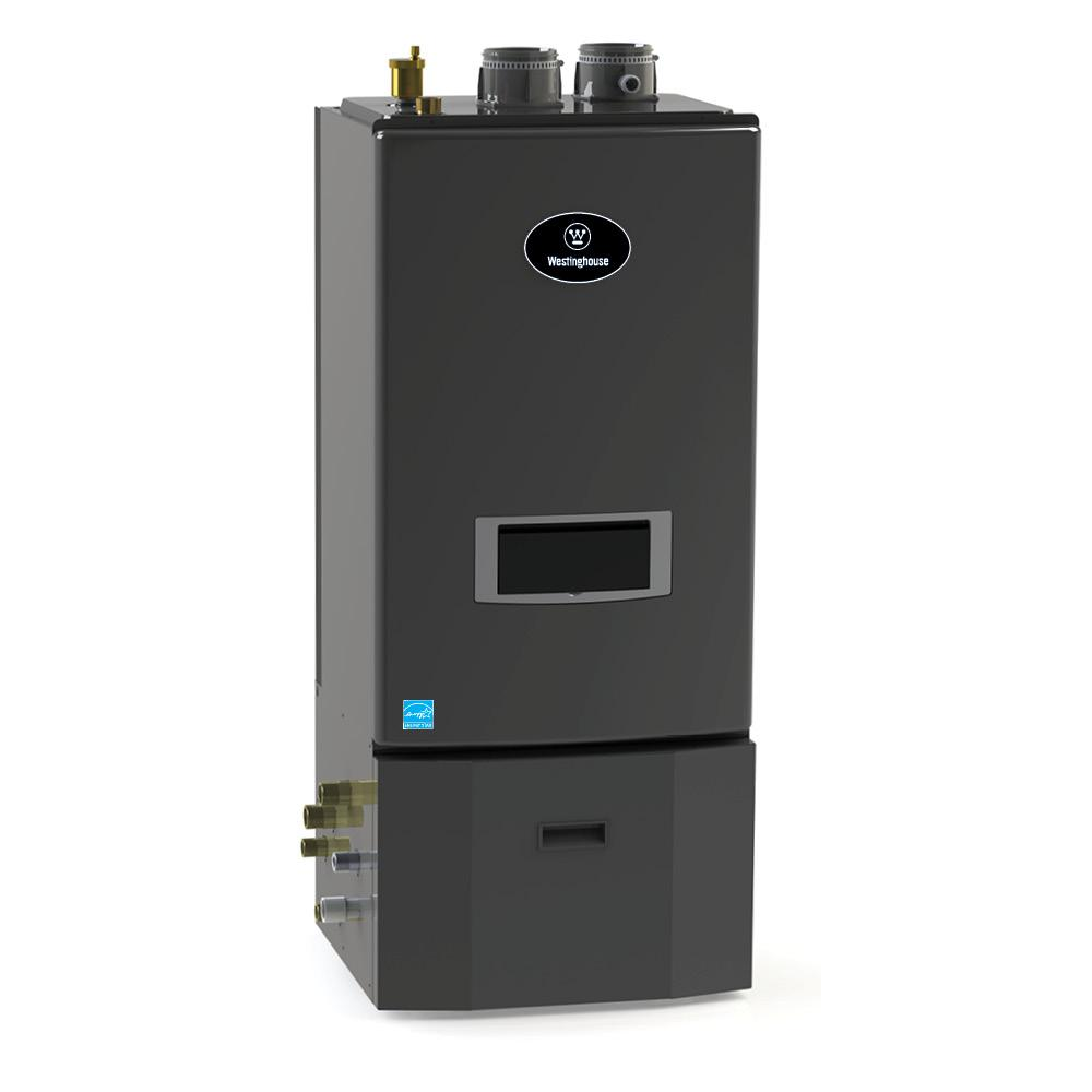 Westinghouse Condensing 96% Combination Natural Gas Floor Mount ...