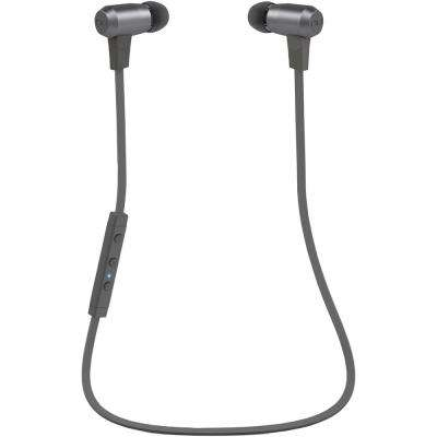 Bluetooth Audiophile In-Ear Headphones in Gray