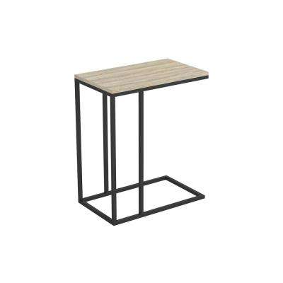 Cozy Home Dark Taupe Accent End Table