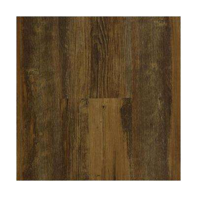 Tawny 7 in. Wide x 48.75 in. Length WPC Vinyl Plank Flooring (33.64 sq. ft.)