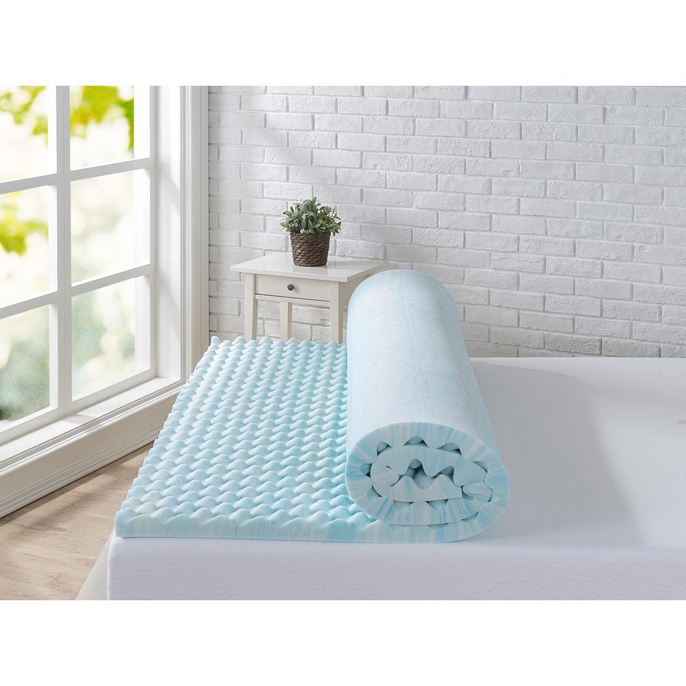 Full Mattress Toppers Amp Mattress Pads Bedding Amp Bath