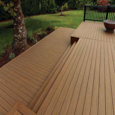 Composite Fascia Boards Decking The Home Depot