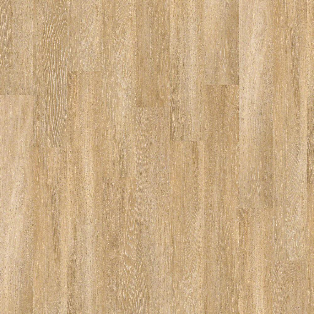 Wisteria Putty 6 in. x 48 in. Resilient Vinyl Plank Flooring