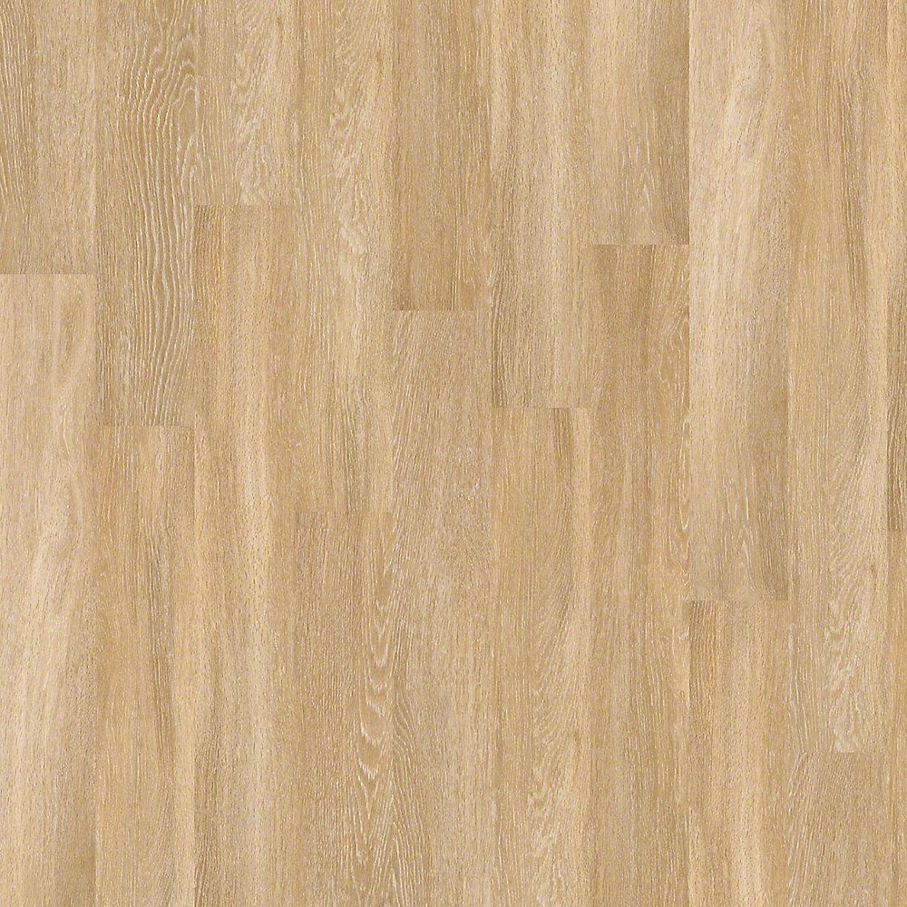 Wisteria 6 mil Putty 6 in. x 48 in. Glue Down Vinyl Plank Flooring (53.93 sq. ft./case)