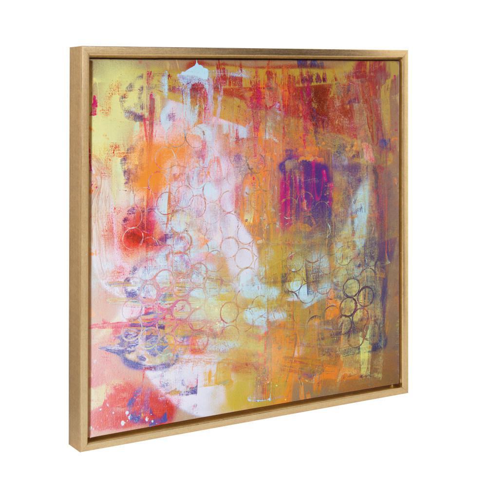 Grant Mahr Framed Canvas Wall
