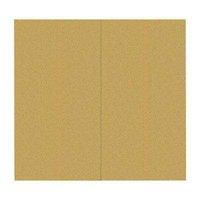 64 sq. ft. Straw Fabric Covered Full Kit Wall Panel