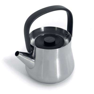 Ron 4.4-Cup Silver Teapot