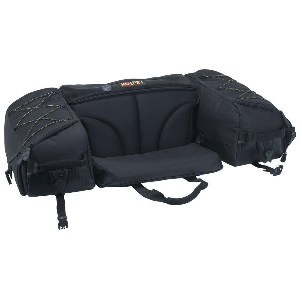 Kolpin Matrix Black Seat Bag
