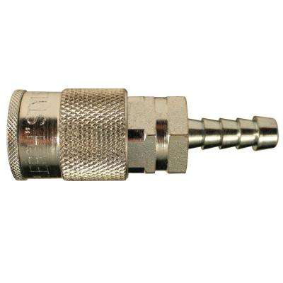 3/8 in. Hose Barb H Style Coupler (5-Piece)