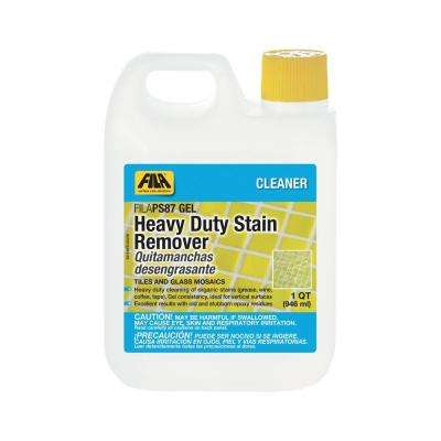 PS87 GEL 1 Qt. Hard Surface Floor Cleaner