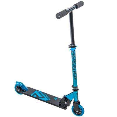 Prizm Inline Boy's Scooter in Metaloid Blue with 100 mm Wheels