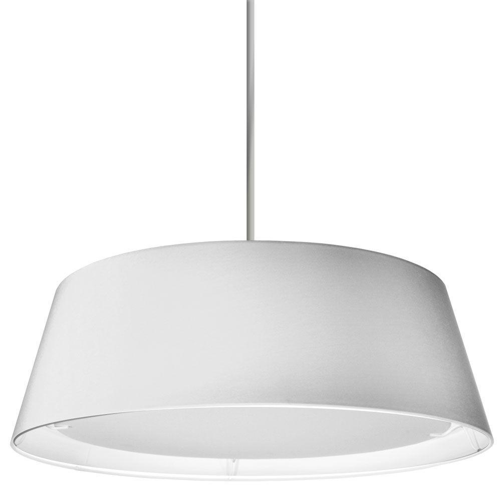 Tech Lighting Home Depot: Radionic Hi Tech Telda 1-Light 24 In. White Pendant-PEN