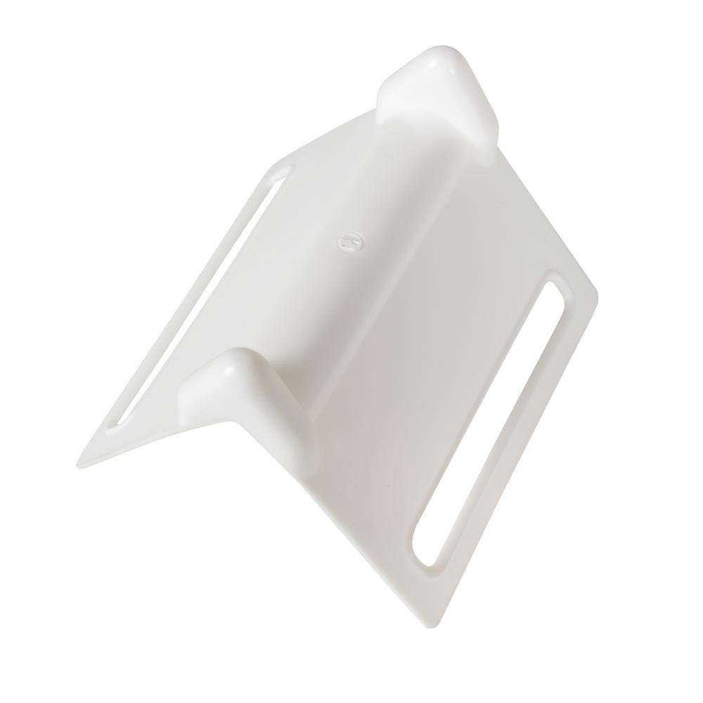 5 in. x 4 in. Plastic Edge Guards (100-Piece)
