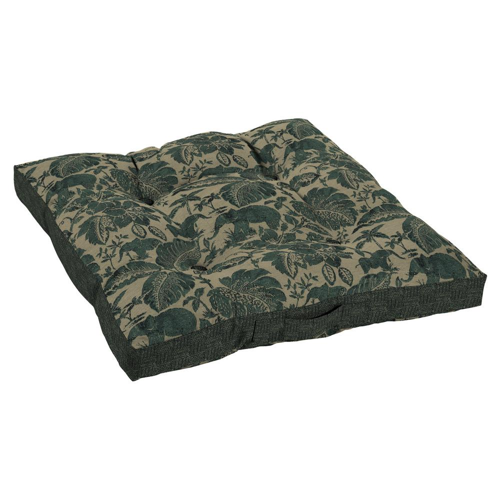 Casablanca Elephant Oversize Outdoor Floor Cushion
