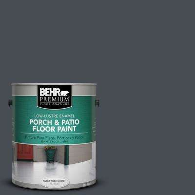 1 gal. #PPU15-20 Poppy Seed Low-Lustre Porch and Patio Floor Paint