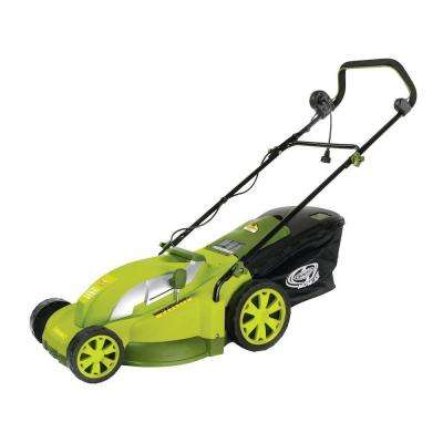 Mow Joe 17 in. 13-Amp Corded Electric Walk Behind Push Mower