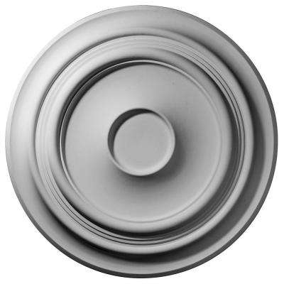 32-5/8 in. x 1-1/2 in. Giana Urethane Ceiling Medallion (Fits Canopies up to 7-7/8 in.)