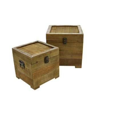 Trunk Set (Set of 2)