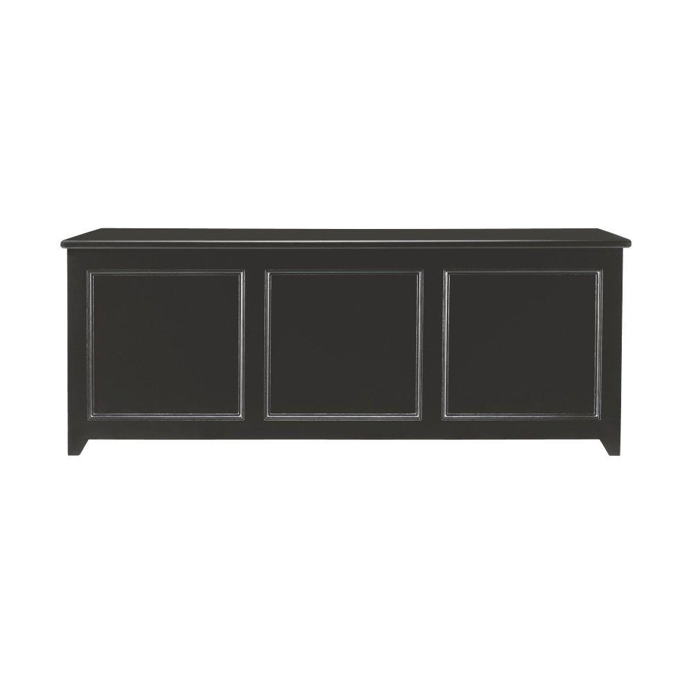 Martha Stewart Living Craft Space 50 in. W 3-Compartment Wood ...
