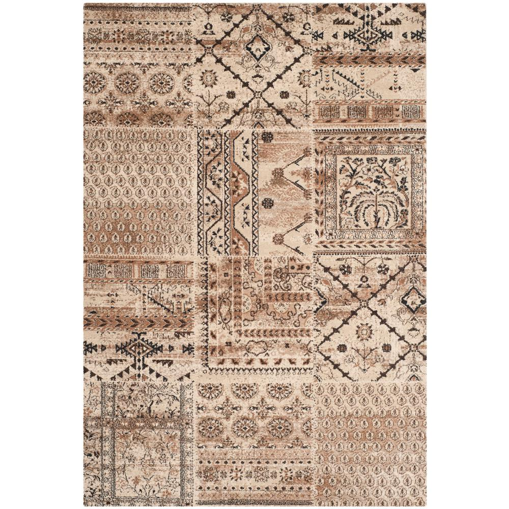 Safavieh Tunisia Ivory 5 ft. x 8 ft. Area Rug