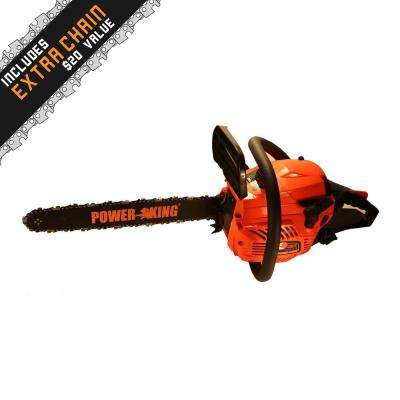 14 in 40cc Gas Chainsaw with Antivibe System