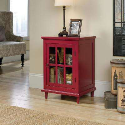 Barrister Lane Red End/Side Table
