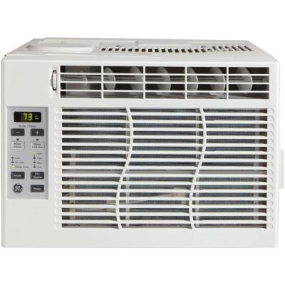 6,000 BTU 115-Volt Electronic Room Window Air Conditioner with Remote