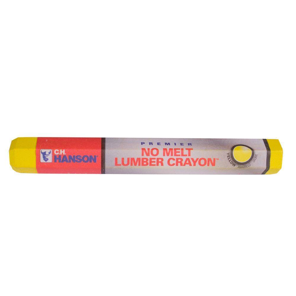 C.H. Hanson Premier No-Melt Lumber Crayon