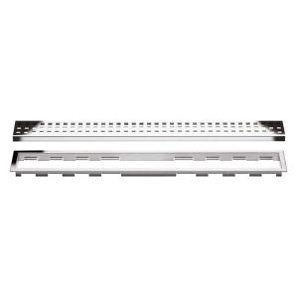 Polished Chrome American Standard 1662.551.002 Rain Complete Hand Shower Kit