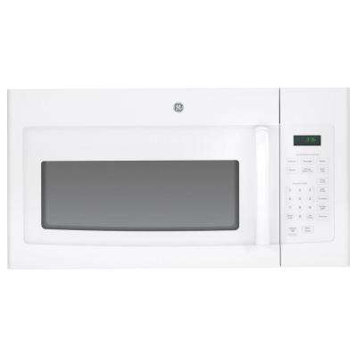 Over The Range Microwave In White ...